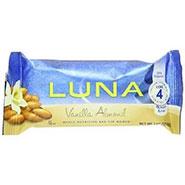 Luna Bar Vanilla Almond