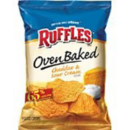 Baked Ruffles Cheddar Cheese