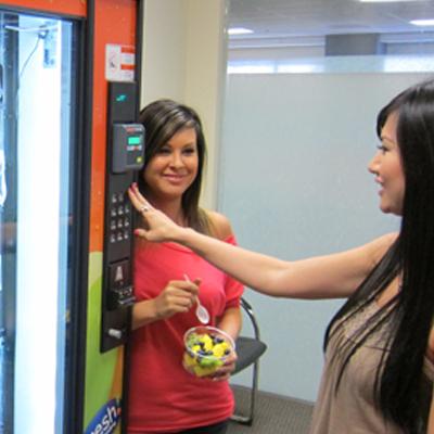 Sacramento, CA vending: Two In One Machines!