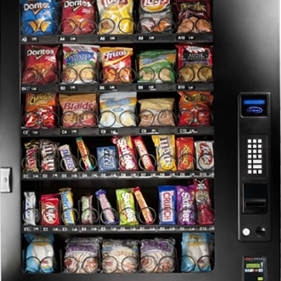 Sacramento, CA vending: Two In One Machines!