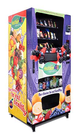 Healthier 4U Combo Vending